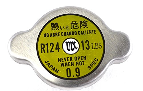 PT Auto Warehouse R124 - Radiator Cap, 13 PSI (97 Subaru Legacy Radiator compare prices)