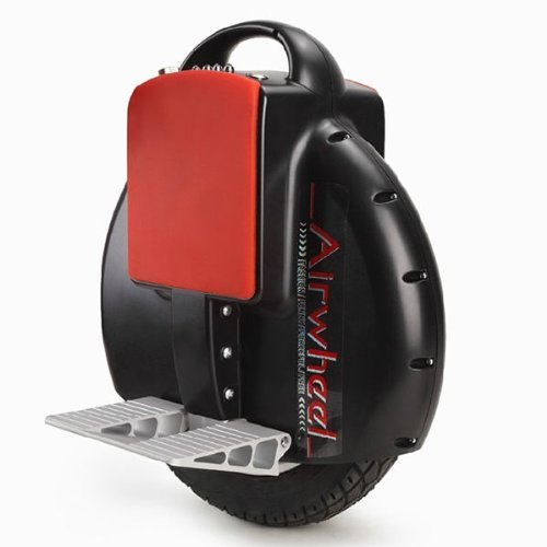 Airwheel X3 Self-Balancing Electric Unicycle Scooter (Black, Battery 170Wh (Range 30Km))