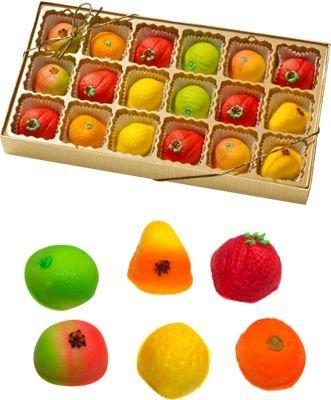 Marzipan Fruit (8 oz. Box)