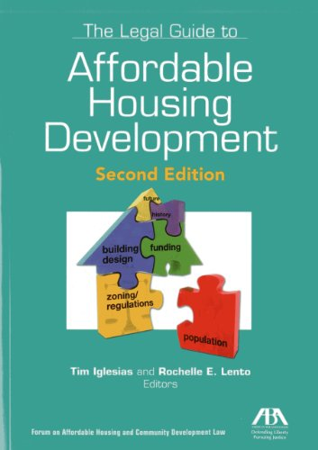 The Legal Guide to Affordable Housing Development