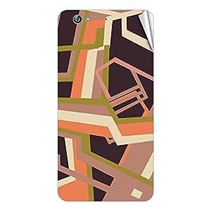 Garmor Designer Mobile Skin Sticker For Gionee Gpad G2 - Mobile Sticker