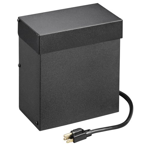 intermatic ml600tw low voltage 600 watt power pack home. Black Bedroom Furniture Sets. Home Design Ideas