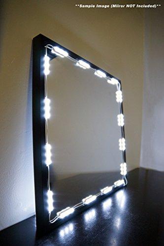 Vision Make up Mirror LED Light Kit Provided by Samsung for ...