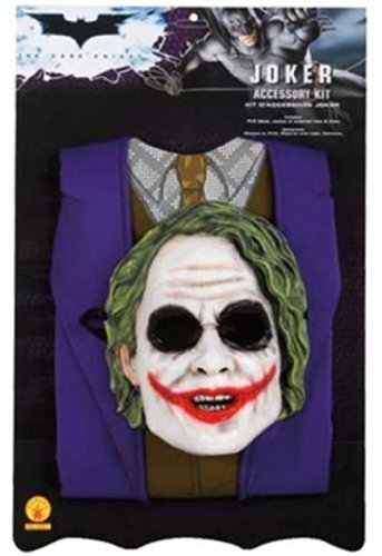 Rubies Batman The Dark Knight Child's The Joker Costume Set