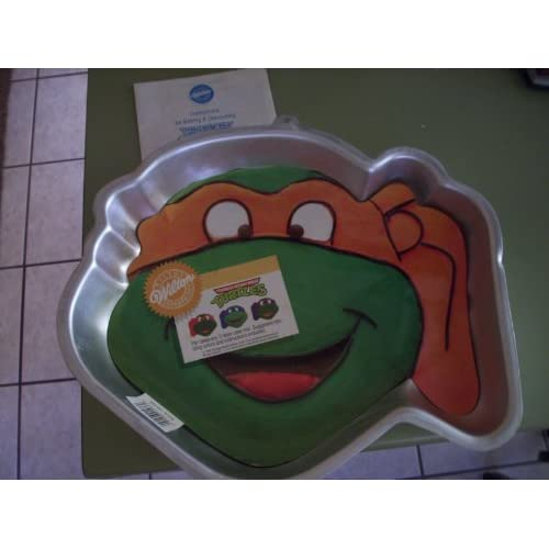 Teenage Mutant Ninja Turtles Cake Mold