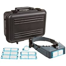 Donegan DA-S1 OptiVISOR Complete Kit, Carrying Case