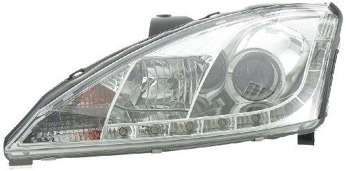 FK Automotive FKFSFO011009 Phares Daylight avec Feux de Jour, Chrome