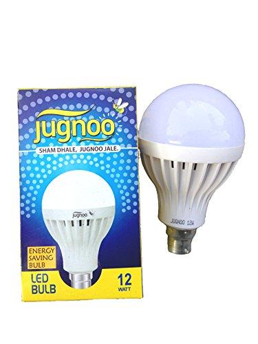 12W B22 LED Bulb (white , Set of 3)