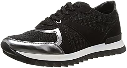 North Star 5496146, Sneaker,Donna, Nero (Black), 38