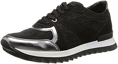 North Star 5496146, Sneaker,Donna, Nero (Black), 38