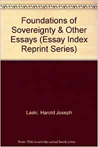 essays on state sovereignty Read this religion essay and over 88,000 other research documents religion - the state and sovereignty the influence of religion on humankind can be traced back to the first records of history.
