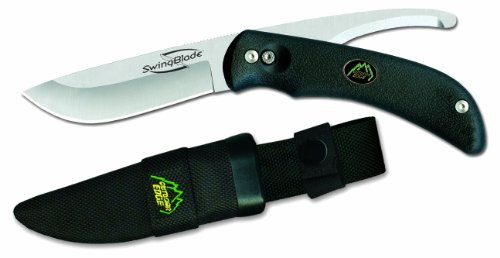 Outdoor Edge Swingblade SB-10N Rotating Blade Skinning/Gutting Knife