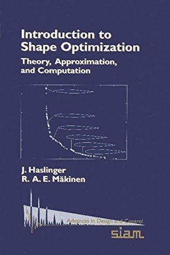 Introduction to Shape Optimization Paperback: Theory, Approximation and Computation (Advances in Design and Control)