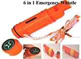 SE 5 in 1 Survival Whistle