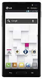 LG Optimus L9 4G Android Prepaid Phone (T-Mobile)