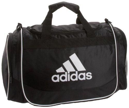 Adidas Defender Small Duffel Bag (BLACK) image
