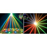 CHAUVET TUNNEL STAR EFFECT/ MOONFLOWER DISCO LIGHTby CHAUVET