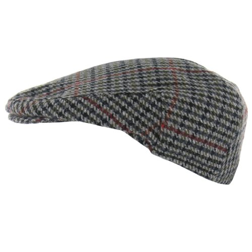 Mens Country Classic Tweed Cap (Cp3) by Hat And Cap Shop