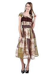 Selfiwear SW-500 Georgette Dress
