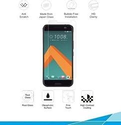 HTC M10 Screen Protector - Kohinshitsu Premium Tempered Glass Screen Guard for HTC M10