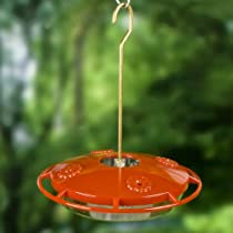 Hummzinger bird feeder