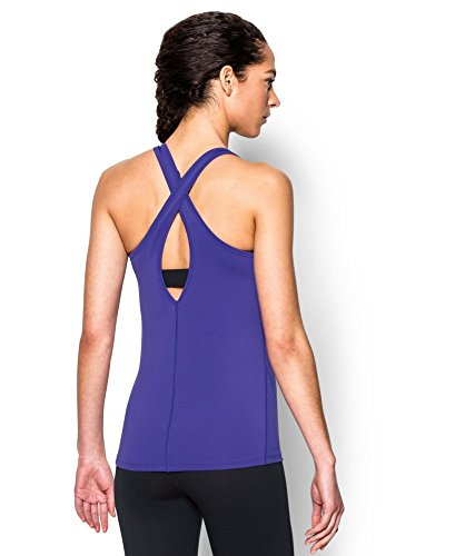 Under Armour Women's CoolSwitch Tank, Deep Orchid (899), Large