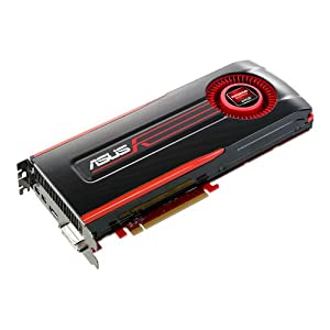 ASUS AMD Radeon HD 7970 with GPU Tweak and PCIe 3.0 Bus Graphics Cards HD7970-3GD5