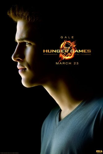 The Hunger Games Limited Edition Character Posters - Gale 27