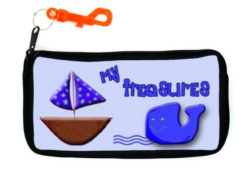 Kidzies Treasure Bagz, Nautical front-336824