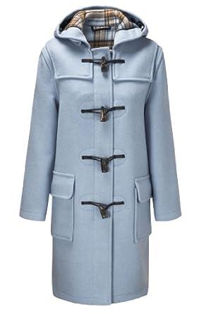 original montgomery womens duffle coat at amazon women 39 s. Black Bedroom Furniture Sets. Home Design Ideas