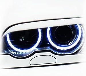 Lightwurkz Infiniti G37 2010 Sedan Angel Eyes Demon Eyes Halo Led Drl Hid Accessories