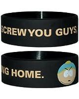 Pyramid International - South Park bracelet caoutchouc Screw You Guys