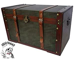 PHAT TOMMY Chest Decorative Storage Trunk