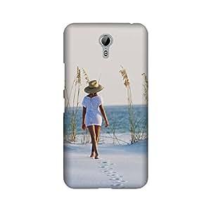 StyleO Lenovo Zuk Z1 Printed Case & Covers (Lenovo Zuk Z1 Back Cover) - Sexy Girl Sea Alone
