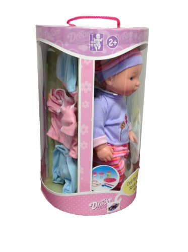 Baby Doll Feeding Set front-1046171
