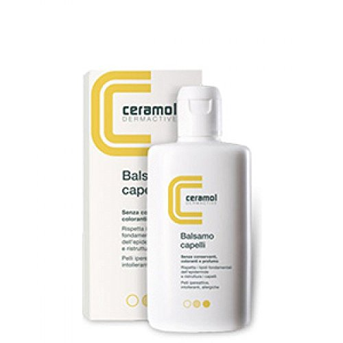 Unifarco Ceramol Dermactive Balsamo Capelli 200 ml
