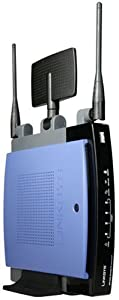 Cisco-Linksys WRT300N Wireless-N Broadband Router