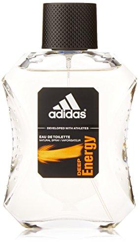 Adidas, Deep Energy, Eau De Toilette, 100 ml