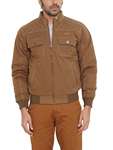 Duke Men Cotton Brown JACKET