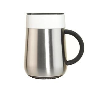 Contigo Thermo Ceramic 14-Ounce Desk Mug, White