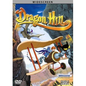 Cover art for  Dragon Hill