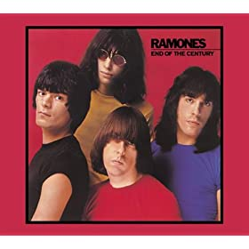 the ramones end of the century album
