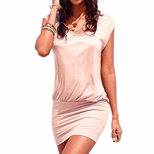 qiyunz-donne-nuove-breve-bodycon-manica-abiti-di-colore-solido-pacchetto-spiaggia-dellanca-mini-vest