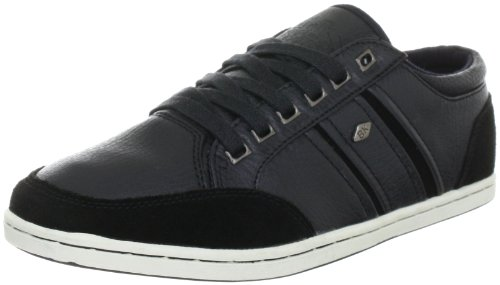 British Knights TALCO B30-3607, Sneaker unisex adulto, Nero (Schwarz (BLACK 2)), 42