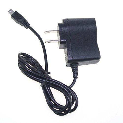 Ac / Dc Wall Mini Usb Charger 5V 5 Volt 1A 1000Ma 5V1A 5-Pin Ac Power Supply Adapter Mp3