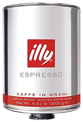 illy (Illy) espresso beans Dark roast 3kg