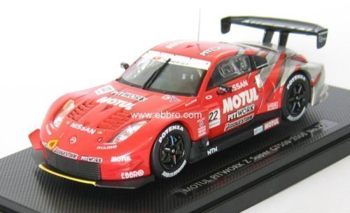nissan-350z-supergt-500-2005-motul-1-43-scale-diecast-model-by-ebbro