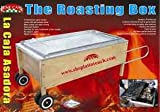 Caja Asadora Large Pit Barbecue Pig Roaster - Portable