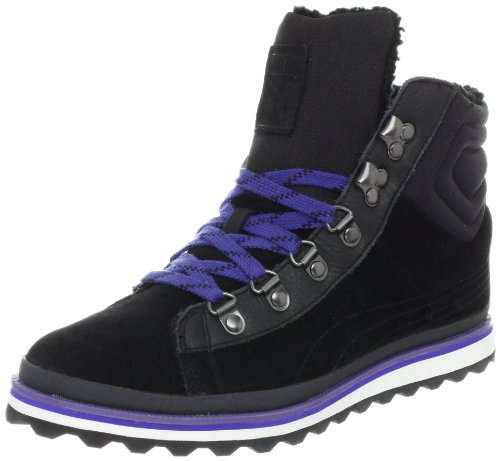 Puma Women's City Snow S Boot,Black,10.5 B US
