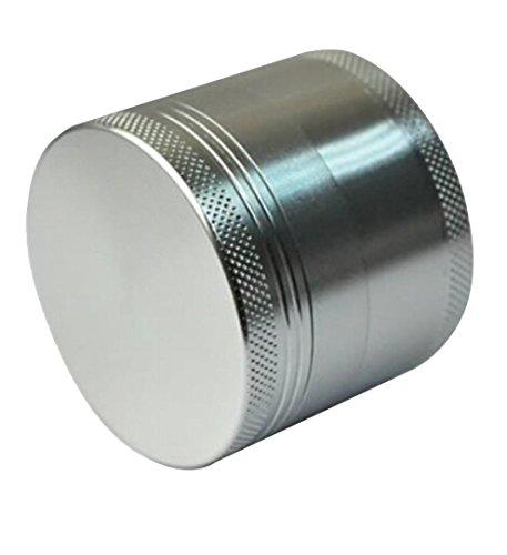 TOOPOOT-Silver-4-layer-Aluminum-Herbal-Herb-Tobacco-Grinder-Smoke-Grinders